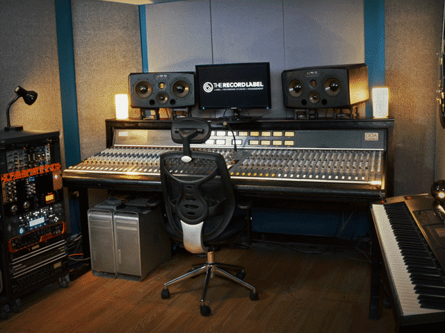The Recording Studio London